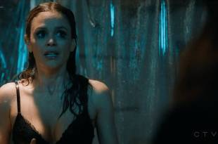 Rachel Bilson hot sexy and wet in undies and bra – Take Two (2018) s1e7 HDTV 720p
