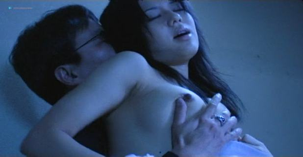 Sora Aoi nude topless butt and lot of sex - Legend of Siren Erotic Ghost (JP-2004) (8)
