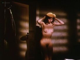 Valentina Vargas nude bush, full frontal and sex - Die Tigerin (1992)