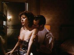 Valentina Vargas nude bush, full frontal and sex - Die Tigerin (1992) (8)
