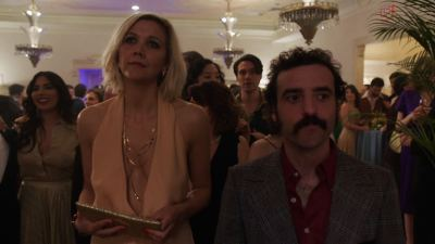 Anjelica Bosboom nude threesome with Erika Smith, Maggie Gyllenhaal, Emily Meade hot - The Deuce (2018) s2e3 HD 1080p (4)