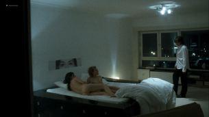Barbara Callewaert nude and Dolores Bouckaert explicit nude sex threesome - Ex Drummer (BE-2007) HD 1080p (15)
