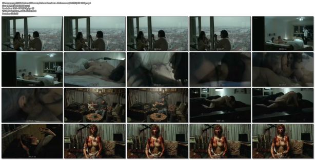 Barbara Callewaert nude and Dolores Bouckaert explicit nude sex threesome - Ex Drummer (BE-2007) HD 1080p (3)