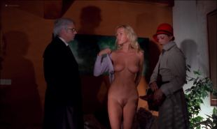 Brigitte Lahaie nude full frontal Dominique Journet, Cathy Stewart all nude and sex -  The Night of the Hunted (FR-1980) HD 1080p