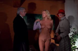 Brigitte Lahaie nude full frontal Dominique Journet, Cathy Stewart all nude and sex –  The Night of the Hunted (FR-1980) HD 1080p