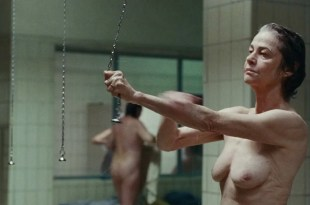 Charlotte Rampling nude topless in the shower – Hannah (2017) HD 1080p BluRay