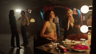 Hannah Townsend nude topless Tina Tanzer and others nude too - The Deuce (2018) s2e2 HD 1080p (7)