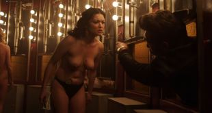 Hannah Townsend nude topless Tina Tanzer and others nude too - The Deuce (2018) s2e2 HD 1080p (4)