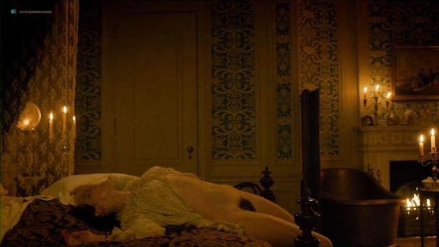 Jena Malone nude bush and sex - Angelica (2015) (4)