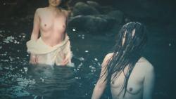 Miho Wakabayashi nude topless and sex Reina Yukara, Tomoko Harazaki, and others nude too - Suffering of Ninko (JP-2016) HD 1080p (7)