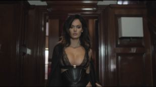 Nicole Trunfio hot and busty in - Pleasure State BTS HD 1080p