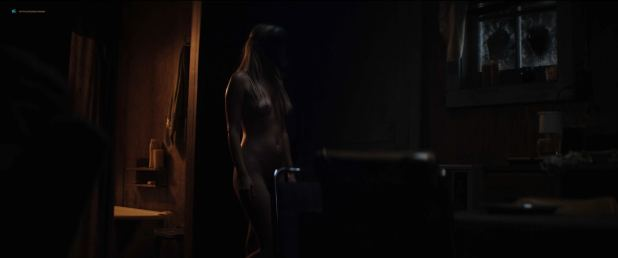 Riley Keough nude full frontal - Hold the Dark (2018) HD 1080p Web (8)