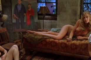 Sandra Lindquist nude topless Josie Whittlesey nude topless and bush - Cradle Will Rock (1999) HD 1080p (4)