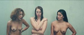Tristan Risk nude topless Ellie Church, Kelsey Carlisle, and other nude too - Amazon Hot Box (2018) (14)