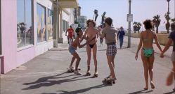 Bobbi Pavis nude topless Barbara Horan, Jeana Loring and others nude too - The Malibu Bikini Shop (1985) HD 1080p (15)