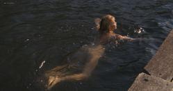 Brigitte Skay nude full frontal skinny dipping - A Bay of Blood (IT-1971) HD 1080p BluRay (10)