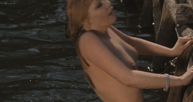 Brigitte Skay nude full frontal skinny dipping  - A Bay of Blood (IT-1971) HD 1080p BluRay (7)
