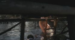 Brigitte Skay nude full frontal skinny dipping - A Bay of Blood (IT-1971) HD 1080p BluRay (4)