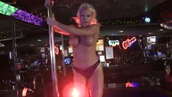 Catherine Annette nude topless Cindy Lucas, Erika Jordan and others nude as strippers - After Midnight (2014) HD 1080p (13)