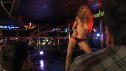 Catherine Annette nude topless Cindy Lucas, Erika Jordan and others nude as strippers - After Midnight (2014) HD 1080p (5)