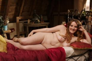 Daisy Montgomery nude bush and sex - My Dinner with Hervé (2018) HD 1080p (7)