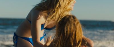 Elle Fanning hot sexy and wet in bikini - Galveston (2018) HD 1080p (11)
