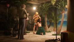 Emily Meade nude blow job, Margarita Levieva and Adelind Horan sexy - The Deuce (2018) s2e4 HD 1080p (15)