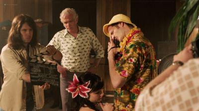 Emily Meade nude blow job, Margarita Levieva and Adelind Horan sexy - The Deuce (2018) s2e4 HD 1080p (8)
