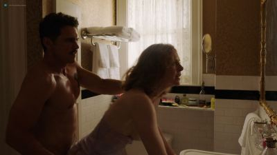 Emily Meade nude sex Haley Rawson, Amanda Barron nude sex too - The Deuce (2018) s2e8 HD1080p Web (3)
