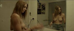 Hope Devaney nude topless - Lurking Woods (2015) HD 1080p