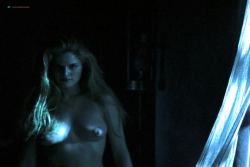 Julie Cialini nude full frontal Regina Russell and Julie K. Smith nude too  - Wolfhound (2002) (13)
