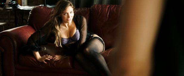 Katharine McPhee hot and sexy Lia Marie Johnson hot too - Bayou Caviar (2018) HD 1080p (9)