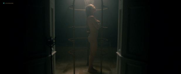 Melissa George nude in shower and Aoibhinn McGinnity nude sex - Don't Go (2018) HD 1080p (10)