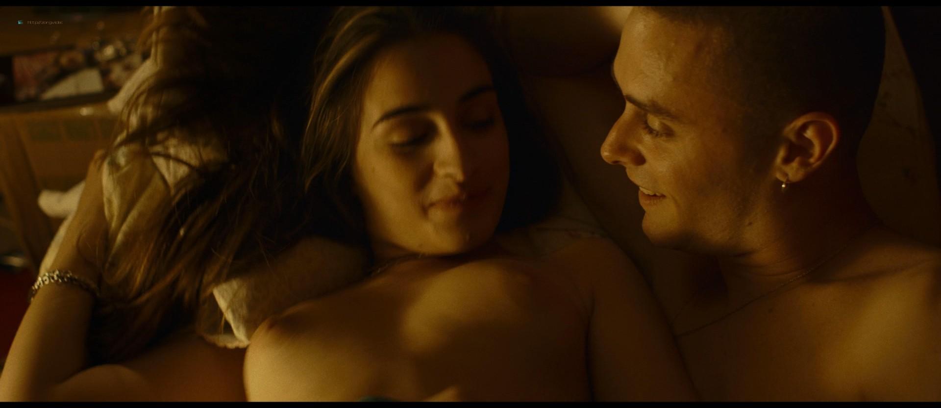 Michela De Rossi nude topless and hot sex - La Terra dell'abbastanza (IT-2018) HD 1080p BluRay (9)