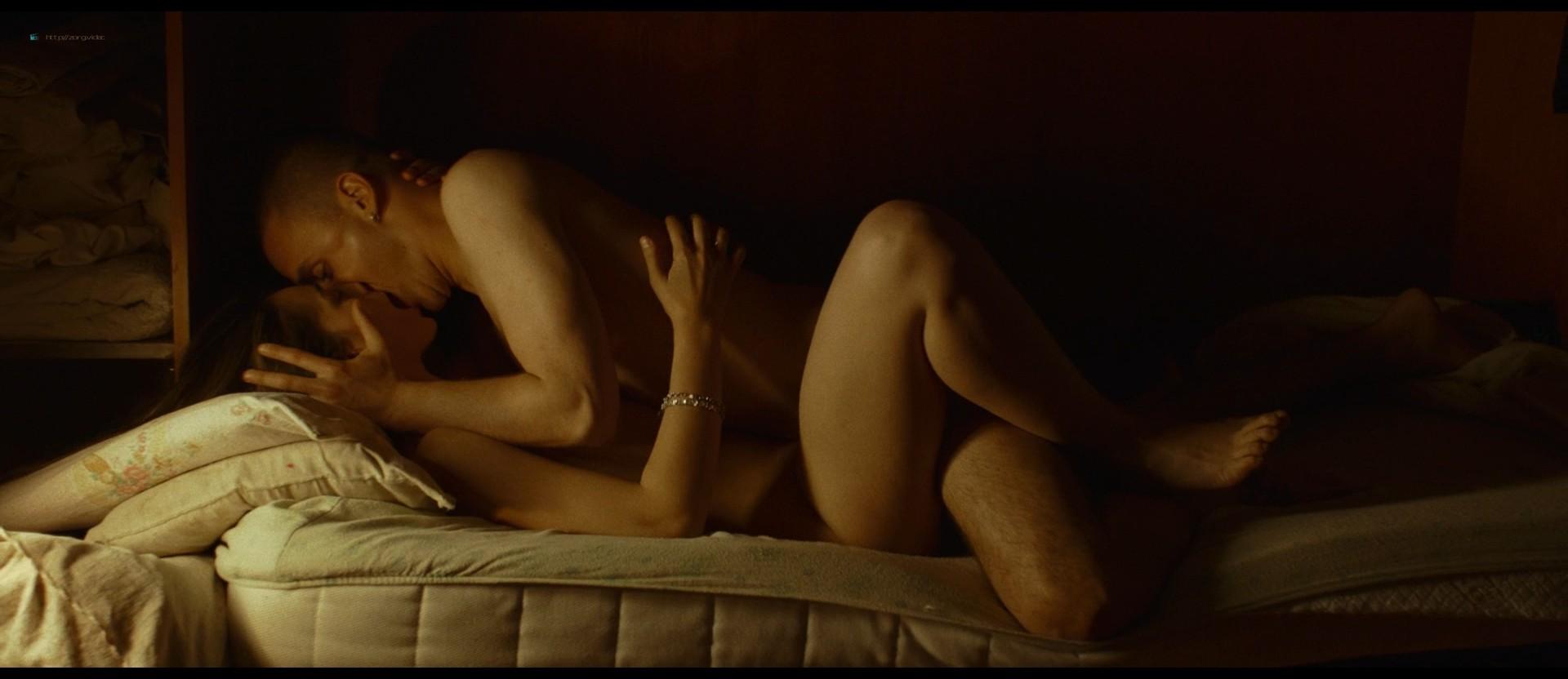 Michela De Rossi nude topless and hot sex - La Terra dell'abbastanza (IT-2018) HD 1080p BluRay (5)
