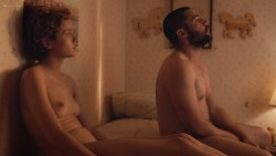 Olivia Cooke nude topless and sex doggy style - Katie Says Goodbye (2016) HD 1080p Web (9)