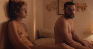 Olivia Cooke nude topless and sex doggy style - Katie Says Goodbye (2016) HD 1080p Web (8)