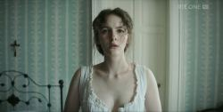 Ann Skelly hot, wet and see through - Death and Nightingales (UK-2018) s1e1 HDTV 1080p (5)