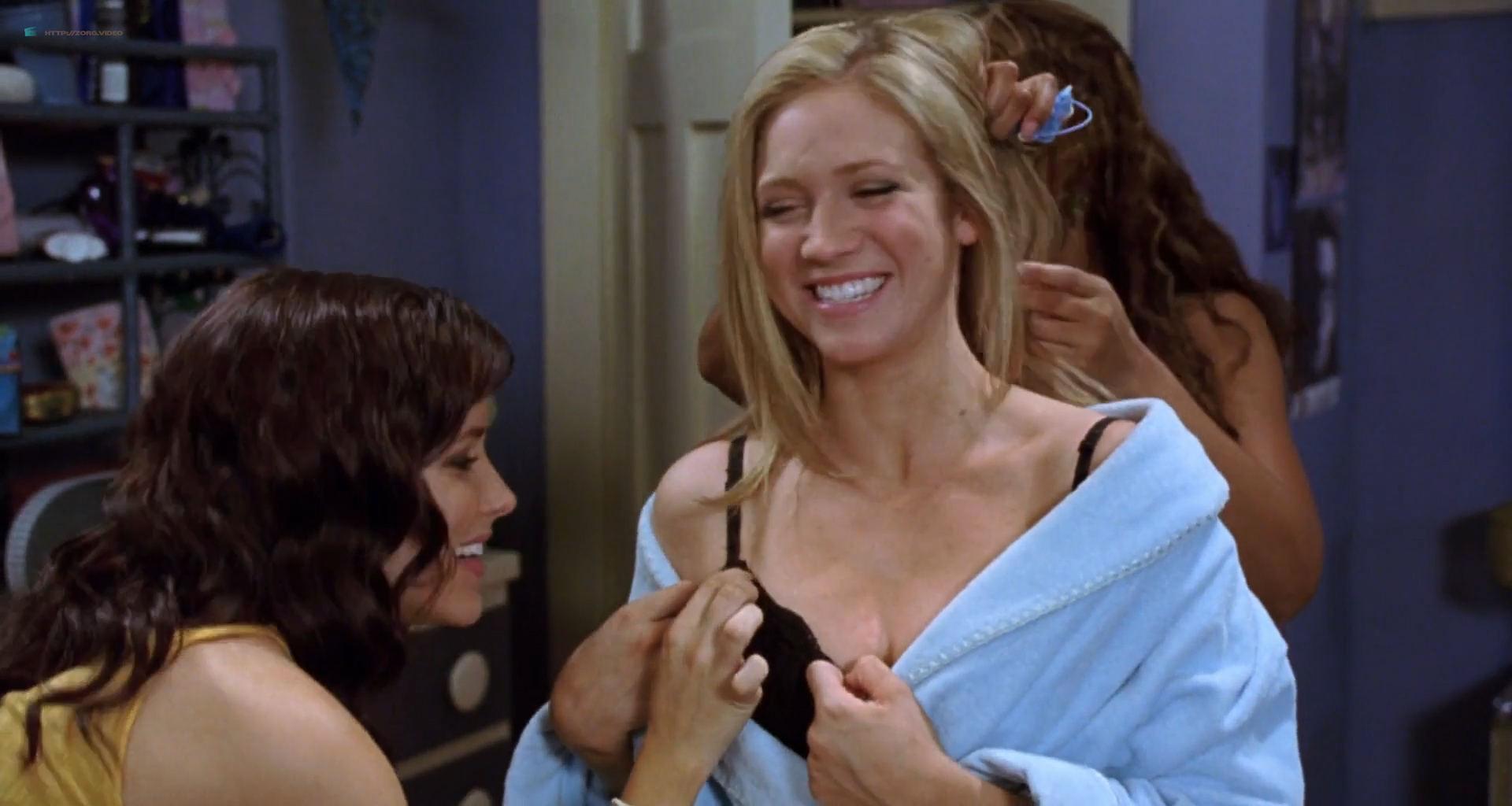 Brittany Snow hot in lingerie Sophia Bush, Arielle Kebbel, Ashanti hot and sexy - John Tucker Must Die (2006) HD 1080p (18)