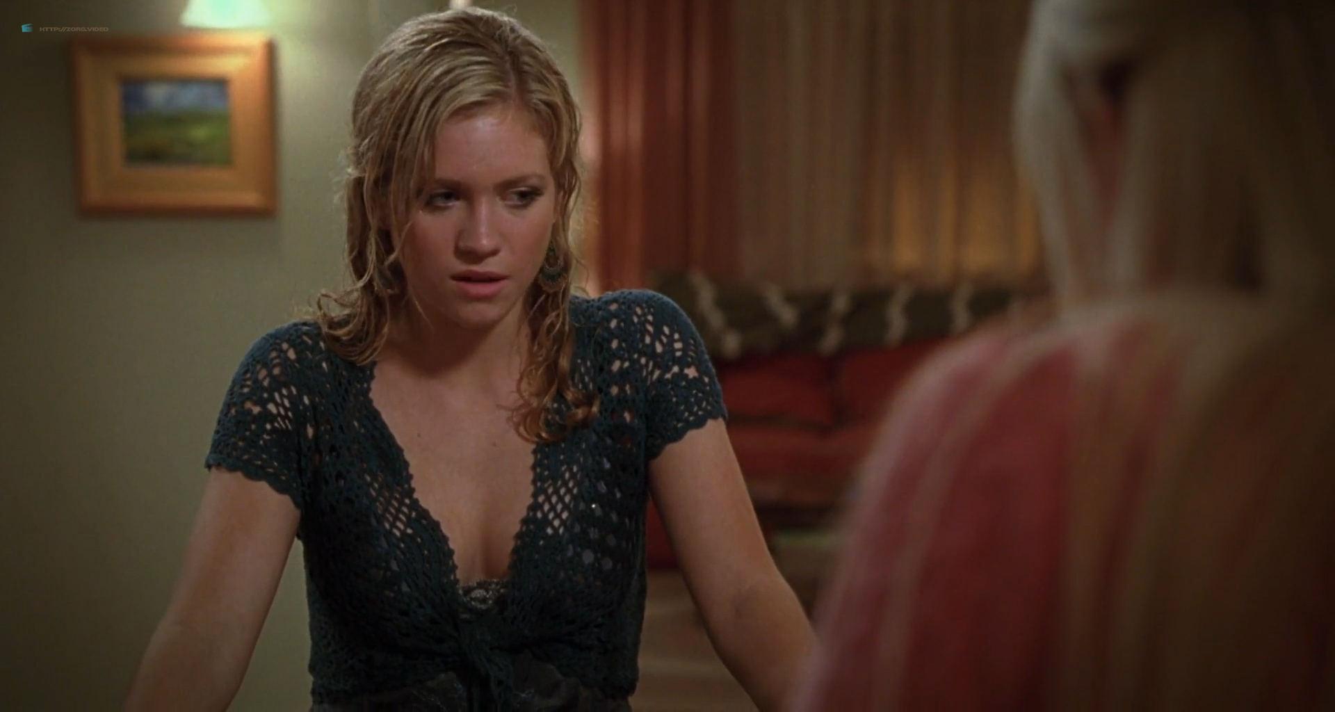 Brittany Snow hot in lingerie Sophia Bush, Arielle Kebbel, Ashanti hot and sexy - John Tucker Must Die (2006) HD 1080p (15)