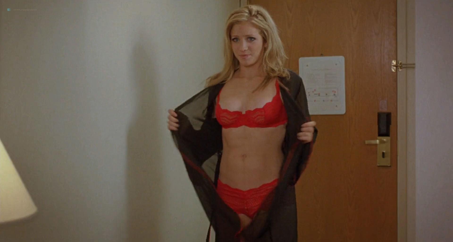 Brittany Snow hot in lingerie Sophia Bush, Arielle Kebbel, Ashanti hot and sexy - John Tucker Must Die (2006) HD 1080p (14)