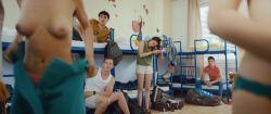 Caro Cult nude topless and busty Amelie Plaas Link nude sideboob - Interrail (FR-2018) HD 1080p (10)