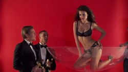 Emily Ratajkowski nude topless and butt for GQ Turkey Photoshoot (2014) (3)