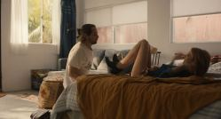 Emma Roberts hot and lot of sex Dree Hemingway nude boobs - In a Relationship (2018) HD 1080p WEB (3)