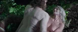 Kajsa Mohammar nude topless and sex outdoor - Viking Destiny (2018) HD 1080p