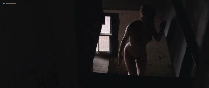 Kristen Stewart nude topless Chloe Sevigny nude topless and butt - Lizzie (2018) HD1080p BluRay (27)