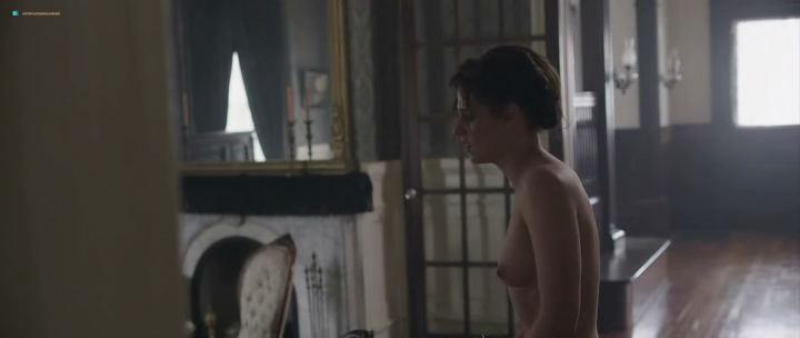 Kristen Stewart nude topless Chloe Sevigny nude topless and butt - Lizzie (2018) HD1080p BluRay (24)