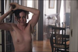 Kristen Stewart nude topless Chloe Sevigny nude topless and butt – Lizzie (2018) HD1080p BluRay