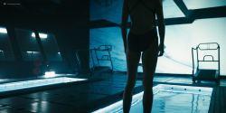 Natalia Tena nude sideboob in the shower - Origin s01e10 (2018) HD 1080p (9)