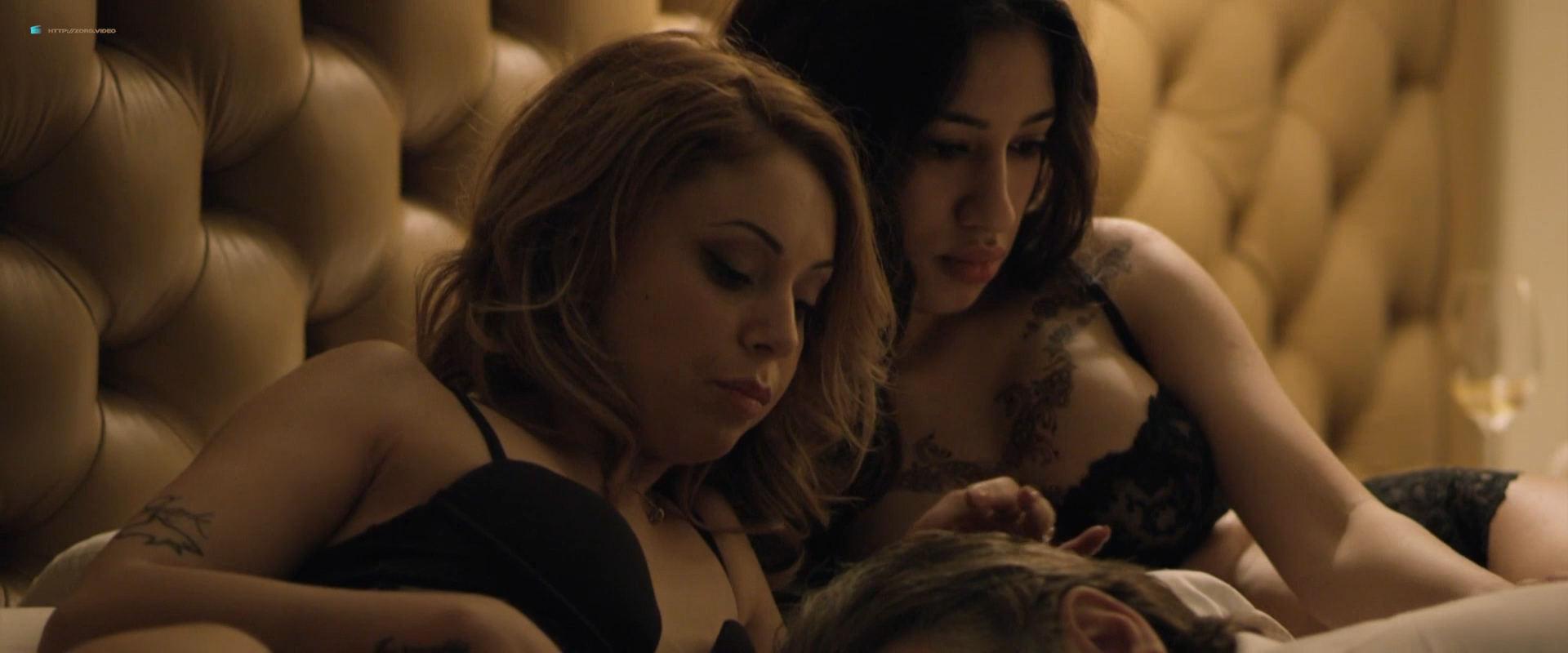 Simonetta Columbu nude topless Sara Deghdak and others hot - Io sono Tempesta (IT-2018) HD 1080p (10)